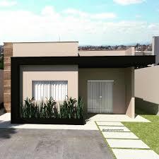 fachadas de casas pequenas 50 ideias