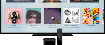 New Apple TV lacking Siri search for Apple Music and App Store apps