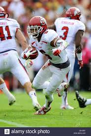 October 26, 2013 Dres Anderson of the Utah Utes in action during a ...
