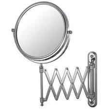 swing arm vanity makeup mirror