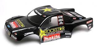 Team Associated 89458 Decal Sheet Rockstar Makita Sc8e Asc89458 Cars Trucks Larry S Performance Rc Online Lprcs
