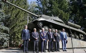 В Украине отмечают День танкиста - общественные новости