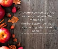autumn quotes to get you in that fall mood