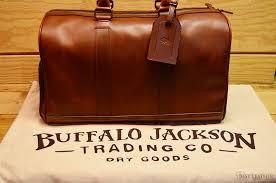 buffalo jackson jefferson leather