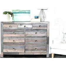 dresser chest drawers big white long
