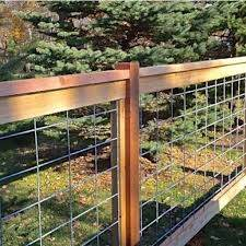 Hog Panel Fence How To Build Welded Wire Fence Hog Wire Fence Fence Panels