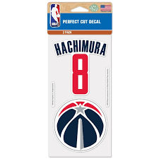 Official Washington Wizards Car Decals Car Decals Stickers Magnets Store Nba Com