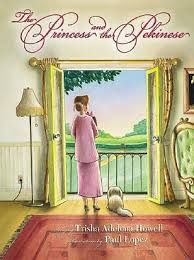 The Princess and the Pekinese by Trisha Adelena Howell (2003, Hardcover)  for sale online   eBay