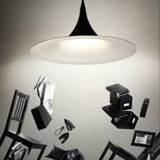 lamp gubi semi pendant light