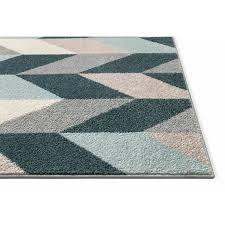 well woven mystic blue grey rug
