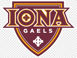 Iona College Iona Gaels Men S Basketball Marist College Iona Gaels Baseball Iona Gaels Women S Basketball Athletics Emblem Text Png Pngegg