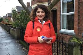 Selfies, shrugs and Corbyn jitters: Campaigning with Diana Johnson ...