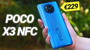 Xiaomi Poco X3 NFC review: Terrific value at a cost - YouTube