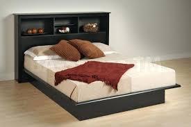 bed frame without headboard brimnes