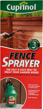 Cuprinol Manual Pump Fence Sprayer Buy Online In Cayman Islands At Desertcart