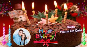 photo on birthday cake apps on google play
