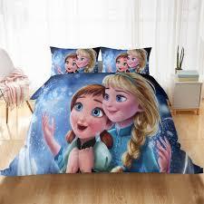 disney anna elsa bedding set frozen 2
