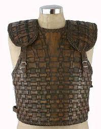 leather armor giant