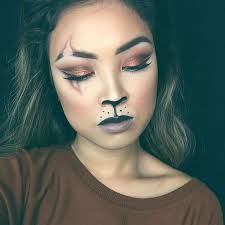 simple lion face makeup saubhaya makeup