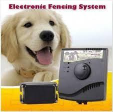 Kd660 Waterproof Rechargeable Pet Dog Electronic Fencing System Shock Collars Eur 42 89 Picclick De