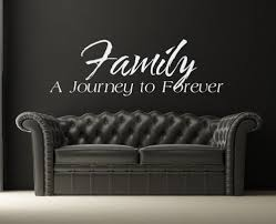 Family A Journey To Forever Wall Decals Trading Phrases