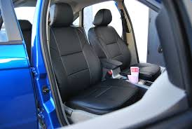por ford fusion leather seat covers