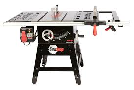 Sawstop Contractor Saw Review Is The Cns175 Sfa30 A Good Buy Home Made Table Saw Table Saw Accessories Table Saw