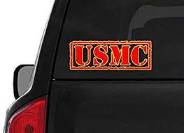 Amazon Com Us Marine M67 Vinyl Decal Sticker Car Truck Laptop Netbook Window Computers Accessories