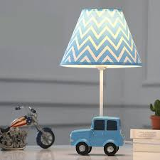 Cartoon Car Table Lamps For Bedroom Children S Room Desk Lamp Modern Led Beds Stand Light Fixtures Boy Kids Lighting Home Decor Led Table Lamps Aliexpress
