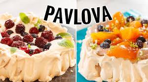 Refika'nın Mutfağı - Pavlova Tatlısı Tarifi   Pavlova Pastası Nasıl  Yapılır?