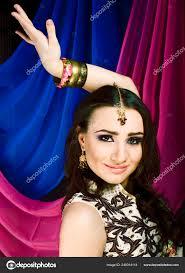 beauty sweet real indian in sari