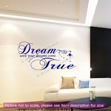Dream Until Your Dreams Come True Motivational Quotes Etsy