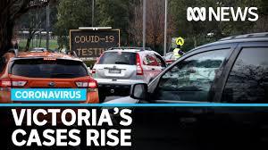 Victoria's coronavirus cases rise by 17 ...