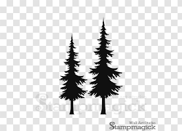 Wall Decal Sticker Pine Tree Mural Transparent Png