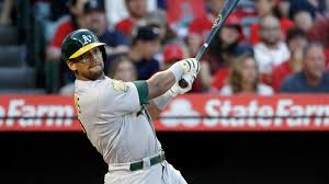 A's Khris Davis would like to stay with A's several years - ABC News
