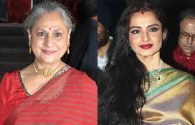 Image result for rekha and jaya