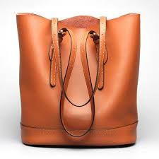 ekphero women genuine leather handbag