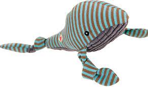 hugglehounds seaside knotties plush dog