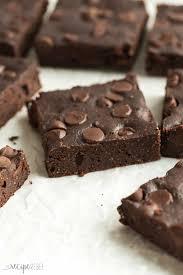 the best healthy brownies recipe