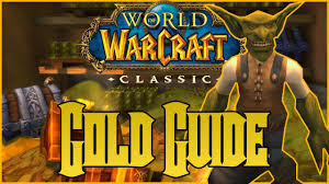 WoW Classic Gold Farming Guide - MMORPG Tips
