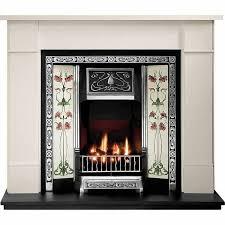 gallery brompton 56 stone fireplace