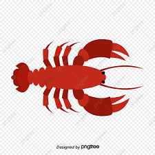 Lobster, Lobster, Cartoon, Animal PNG ...