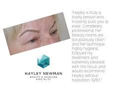 nouveau semi permanent makeup aftercare