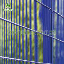 Pvc Galvanized Curved Metal Iron Garden Fence Panels Iso9001 Standard