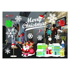 Bestselling Merry Christmas Window Decal Removable Sticker Wall Sticker Home Decor Style M Whole Sale Tvc Mall