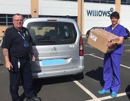 Vets donate lifesaving medical equipment to hospital trust | The Leamington  Observer