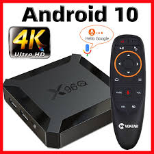 Hot Deal #0130e5 - X96Q TV Box Android 10 Smart Tv Box 2020 TvBox Allwinner  H313 Quad Core 4K 60fps 2.4G Wifi Google Playstore Youtube Pk X96 TVbox