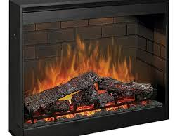 fake logs for electric fireplace