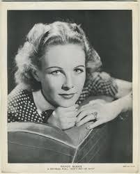 Born on April 18 in 1912, Wendy Barrie — Immortal Ephemera