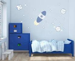 Traveling In Spaceship Wall Decal Egraphicstore